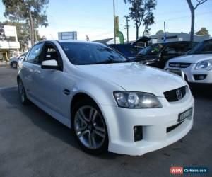 Classic 2008 Holden Commodore VE SS White Automatic A Sedan for Sale