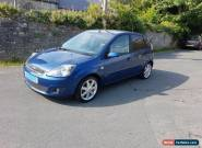 2007 Ford Fiesta 1.4 Zetec Climate 57plate for Sale
