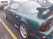 2000 Ford Mustang Gt for Sale