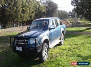 2007 Ford Ranger PJ XLT Crew Cab 4x4 for Sale