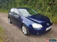 2004 GT TDI VW GOLF 2.0 12 MONTHS MOT  for Sale