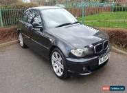 BMW 3 series 2.0 petrol sport for Sale