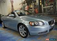 2009 Volvo C70 M Series MY09 LE Light Blue Automatic 5sp A Convertible for Sale