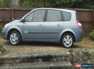 renault grand scenic privilege 16v  1.6 petrol 2005  for Sale