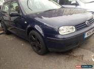 vw golf 1.9 tdi good condition for Sale