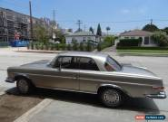1971 Mercedes-Benz Other Coupe for Sale