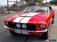 1967 Ford Mustang Convertible for Sale