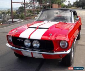 Classic 1967 Ford Mustang Convertible for Sale