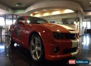 2010 Chevrolet Camaro 2SS for Sale