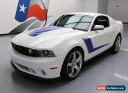 2010 Ford Mustang GT Coupe 2-Door for Sale