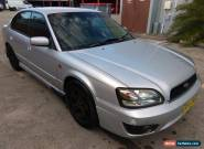 SUBARU LIBERTY AWD SEDAN AUTO - SEPTEMBER REGO - LOW 155400 KMS for Sale