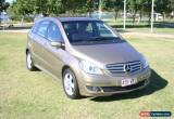 Classic Mercedes Benz 2006 B200 for Sale