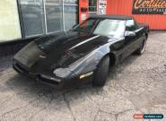 1986 Chevrolet Corvette Indianapolis 500 Pace Car Convertible 2-Door for Sale