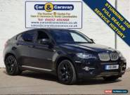2009 09 BMW X6 3.0 XDRIVE35D 4D AUTO 282 BHP DIESEL for Sale
