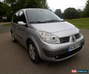 Classic RENAULT GRAND SCENIC DYNAMIQUE 1.9 DCI 130 6 SPEED SEVEN SEATER  AIRCON  2006 for Sale