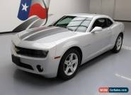 2012 Chevrolet Camaro 1LT Coupe 2-Door for Sale