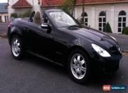 Mercedes Benz SLK 200 for Sale