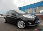 2009 58 FORD FIESTA 1.4 TITANIUM 3DR 96 BHP for Sale