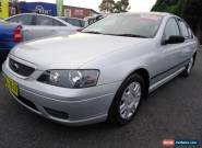 2006 FORD FALCON BF XT SEDAN, AUTOMATIC, LOG BOOKS, STOCK CLEARANCE, NO RESERVE! for Sale