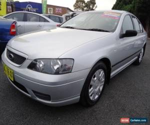 Classic 2006 FORD FALCON BF XT SEDAN, AUTOMATIC, LOG BOOKS, STOCK CLEARANCE, NO RESERVE! for Sale
