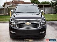 2015 Chevrolet Tahoe LTZ Sport Utility 4-Door for Sale