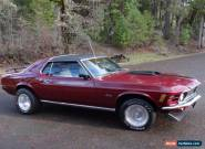 1970 Ford Mustang Grande for Sale