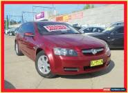 2008 Holden Commodore VE MY09.5 Omega Burgundy Automatic 4sp A Wagon for Sale