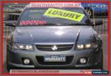 Classic 2005 Holden Calais VZ Grey Automatic 5sp A Sedan for Sale