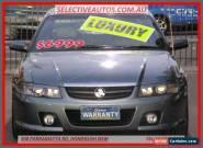 2005 Holden Calais VZ Grey Automatic 5sp A Sedan for Sale