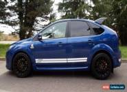 2009 09 FORD FOCUS ST-3  BLUE 5DR for Sale