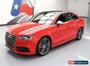 2015 Audi S3 Prestige Sedan 4-Door for Sale