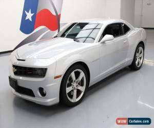 Classic 2012 Chevrolet Camaro 2SS Coupe 2-Door for Sale