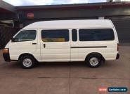 Toyota Hiace Commuter 2003 for Sale