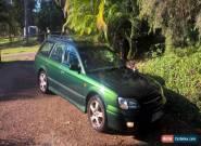 Subaru Liberty RX 2.5 Wagon for Sale