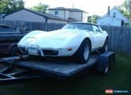1977 Chevrolet Corvette Base Coupe for Sale
