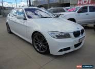2010 BMW 323I E90 MY11 Lifestyle White Automatic 6sp A Sedan for Sale