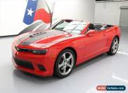 2014 Chevrolet Camaro SS Convertible 2-Door for Sale