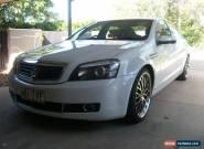 Holden Statesman V6 (2008) 4D Sedan Automatic (3.6L - Multi Point F/INJ) 5 Seats for Sale