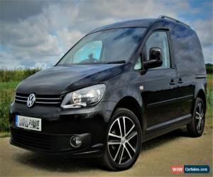 Classic 2015 VW / Volkswagen Caddy Van, Black Edition, 1.6 Diesel, Blue Motion  for Sale