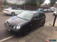 volkswagon polo Spares or Repair 1.2 petrol for Sale