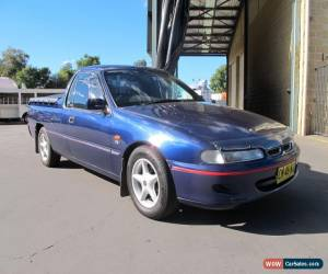 Classic MANUAL VS SIII Commodore Ute LOW KM'S V6 50th Aniversary Edition Blue  for Sale
