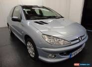 2007 Peugeot 206 1.4 Look 3dr for Sale