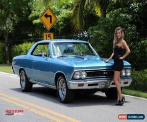 Classic 1966 Chevrolet Chevelle Super Sport for Sale