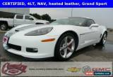 Classic 2013 Chevrolet Corvette Grand Sport Coupe 2-Door for Sale
