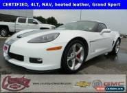 2013 Chevrolet Corvette Grand Sport Coupe 2-Door for Sale