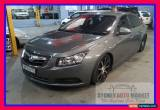 Classic 2010 Holden Cruze Grey Manual M Sedan for Sale