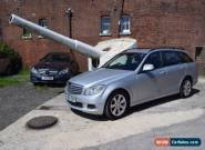 2008 08 MERCEDES-BENZ C CLASS 2.1 C220 CDI SE 5D AUTO 168 BHP DIESEL for Sale