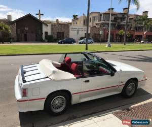 Classic 1989 Ford Mustang GT for Sale