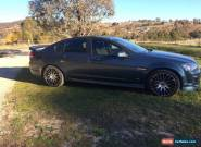 2011 VE Series II SV6 Holden Commodore Auto Karma Blue 84,500 klm for Sale