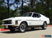1971 Ford Mustang Fastback for Sale